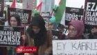 Skandal Yasa Tasarısı Protesto Edildi
