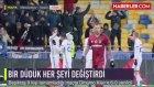 Din. Kiev Maçında Ağlayan Fabri, Beşiktaş Sompo Japan'ın Maçına Gitti