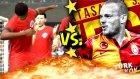 Liderlerin Şampiyonluk Savaşı ! Fifa 17 Kariyer