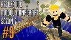 Modlu Minecraft Sezon 7 Bölüm 9 - Odamı Bastılar!