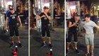 İllüzyonist Adamdan Sokakta Ağızları Açık Bırakan Gösteri