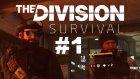 The Division: Survival #1 w/ Uğur Reyiz