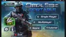 Critical Strike Portable Multiplayer Hesap Açımı