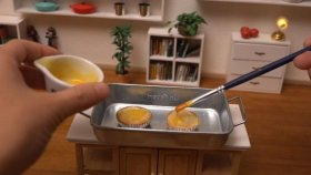 Mini Malzemelerle Patates Pişirmek