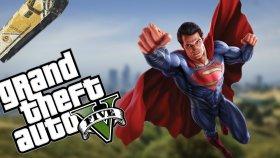 Müthiş Superman Modu! - Gta V Modları - Burak Oyunda