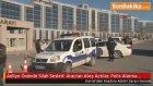 Adliye Önünde Silah Sesleri! Araçtan Ateş Açtılar, Polis Alarma Geçti