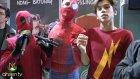 Allah Sormayacak Mı Niye Cumaya Gitmedik Orumcek Adam Ve Deadpool