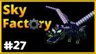 Ejderhayı Canlandırdım - Sky Factory - SkyBlock - Minecraft Türkçe - Bölüm 27