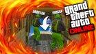 En Yüksekten Atlamalı Kapışma ! - Gta 5 Online (Furkanyamanhd,sesegel,umidi)
