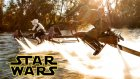 Jetovator'ü Star Wars Filmindeki Uçan Bisiklete Çeviren Harika Ekip