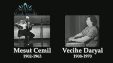 Mesut Cemil & Vecihe Daryal Hicazkar Saz Semai
