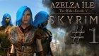 Skyrim Remastered (Modlu) #1 - Mavi Saç!
