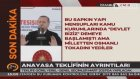 Cumhurbaşkanı Erdoğan: Bu Bayrak Düşmeyecek