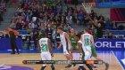 EuroLeague Maç Özeti : Baskonia Vitoria Gasteiz-Darussafaka Dogus Istanbul