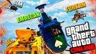 İmkansız Helikopter Savaşları ! (Gta 5 Online) - Gereksiz Oda