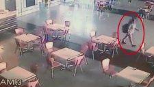 İzmir'de Kadın Teröristin Yakalanma Anı