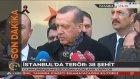 Cumhurbaşkanı Erdoğan: Biz Korkup Meydanı Bu Alçaklara Kahpelere Bırakacak Kadar Alçalmadık