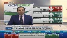 09.12.2016 - Bloomberg HT - 3. Seans - GCM Menkul Kıymetler Araştırma Müdürü Dr. Tuğberk Çitilci