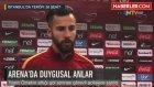 Moussa Sow, Galatasaray'ın Yasin Öztekin'in Gol Sevinci Paylaşımını Beğendi