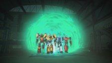 Robots in Disguise yeni bölümlerle devam ediyor!