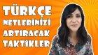 Türkçe Netlerinizi Artıracak Taktikler