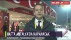 Antalyaspor-Fenerbahçe Mücadelesinin İlk 11'leri Belli Oldu