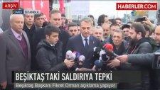 Beşiktaş ile Bursaspor Şehit Ailelerine Yardım Maçı Düzenleyecek