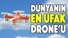 Dünyanın En Küçük Drone'unu Kullanmaya Çalıştık