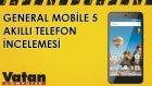 General Mobile GM5 İncelemesi