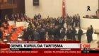 Meclis'te AKP Ve HDP Arasında Yumruklu Kavga!
