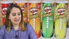 Pringles Cips Nasıl Yapılır