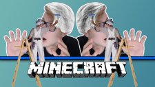 Saça Badana Yapma Cezalı Minecraft :d
