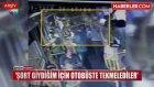 İstanbul'da Metrobüste İkinci Tekmeli Saldırı