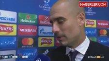 Manchester City Teknik Direktörü Guardiola: İdolüm Sir Alex Ferguson