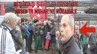 Provokator'un Ahsen Tv Muhabirine Saldırı Anı..!!!