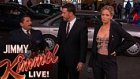 Jimmy Kimmel ve Jennifer Lawrence, Chris Pratt'e Fena Ders Verdi