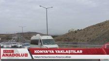 Halep'e Yol Açın Konvoyu Konya'ya Yaklaştı