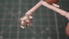 Kağıttan Tek Silindirli Mini Motor Yapan Harika Mucit