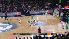Darüşşafaka Doğuş 81-68 Real Madrid (Maç Özeti - 15 Aralık 2016)