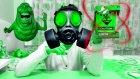 DİKKAT! Ectoplasm Kimyasal Varil Slime Hayalet Avcıları Slime | Şaka Oyuncağı