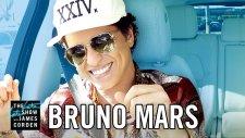 James Corden'la Carpool Karaoke Konuğu Bruno Mars