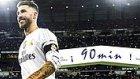 Sergio Ramos'un Real Madrid'in Kurtarıcısı Olduğunun Kanıtı 10 Kafa Golü