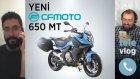 CF Moto 650 MT Özellikleri - Televlog