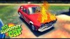 Contayı Yaktım | My Summer Car Türkçe | #11 - Oyun Portal