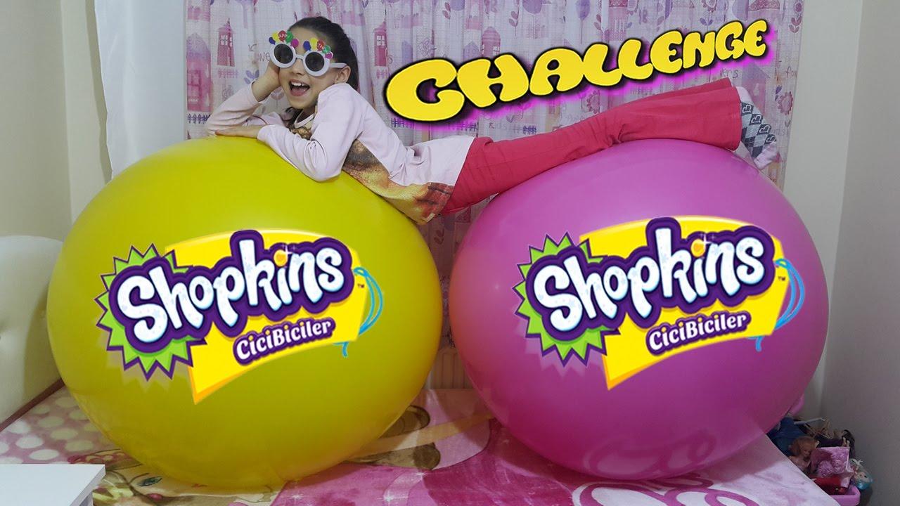 Dev Cicibici Balonları Dinamit Gibi Patlattık En Güzel Cicibici