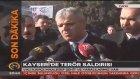 Kayseri'deki Patlamayla İlgili Hükümetten İlk Açıklama