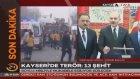 Süleyman Soylu'dan Kayseri Terör Saldırısı Açıklaması