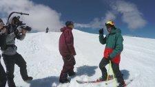 Fizik Kurallarını Zorlayarak Snowboard Yapmak