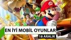 Haftanın Mobil Oyunları - 18 Aralık