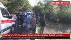 Marmaris'te 35 Yaşındaki Adam Kendini Ağaca Asarak Intihar Etti